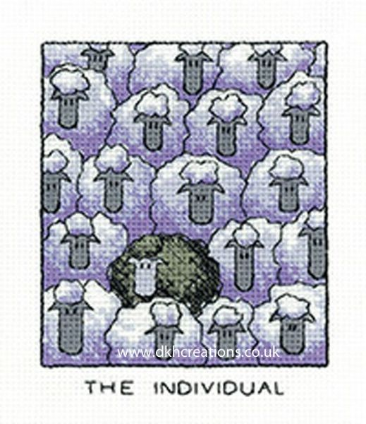 The Individual Cross Stitch Kit